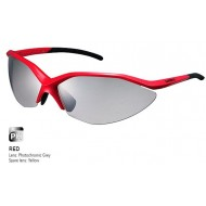OCULOS SHIMANO S52R - PH - RED / BLACK