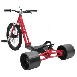 TRIKE DRIFT TRIAD SYNDICATE 2 - METAL RED