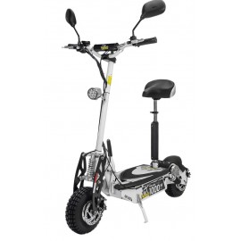 SCOOTER ELÉTRICO 1000W 48V TWO DOGS - BRANCA