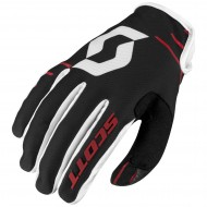 LUVA SCOTT 350 DIRT - RED/BLACK