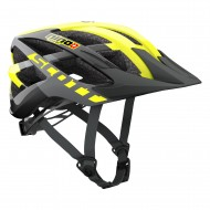 CAPACETE SCOTT SPUNTO - NINO YELLOW RC