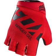 LUVA FOX RANGER GEL SHORT RED
