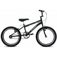 BICICLETA INFANTIL STONE HOT CROSS VERDE