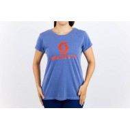 CAMISETA CASUAL FEMININA SCOTT AZ/CL