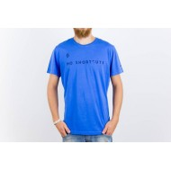 CAMISETA MASCULINA NO SHORTCUTS ROY