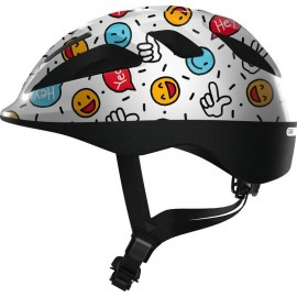 CAPACETE ABUS INFANTIL SMOOTH 2.0 SMILEY