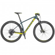 "MTB 29"" SCOTT SCALE 940 - 2020 - COBALT/YELLOW"
