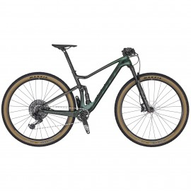 "MTB 29"" SCOTT SPARK 900 RC TEAM - 2020 - GREEN"