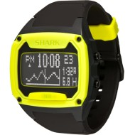 RELÓGIO FREESTYLE KILLER SHARK TIDE - BLACK/YELLOW SILICONE