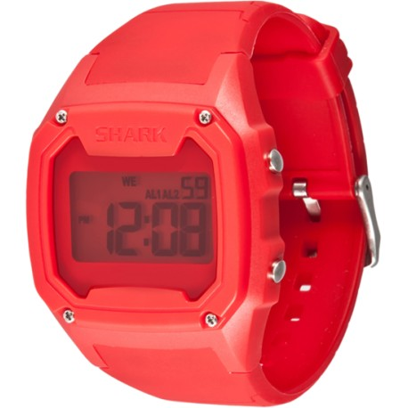 RELÓGIO FREESTYLE KILLER SHARK CLASSIC XL - RED SILICONE
