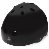 CAPACETE TRIPLE EIGHT PRETO