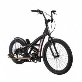 BICICLETA STEPPER BIKE 3G - BLACK