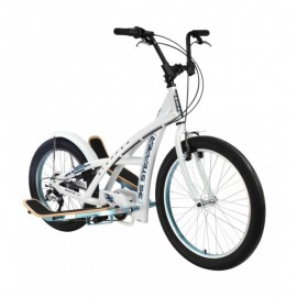 BICICLETA STEPPER BIKE 3G - WHITE
