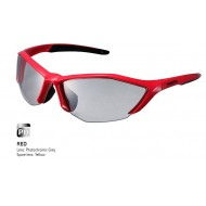 OCULOS SHIMANO S61R - PH - RED / BLACK