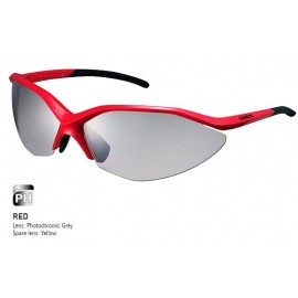 OCULOS SHIMANO S52R-PH RED / BLACK